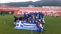 Πρώτη η Ελλάδα στο τουρνουά FIFPro 2017