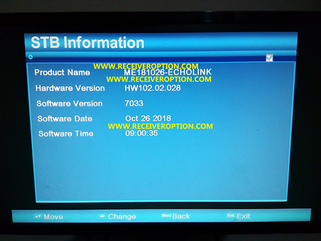 ALI3510C HARDWARE VERSION HW102.02.028 POWERVU KEY NEW SOFTWARE BY USB