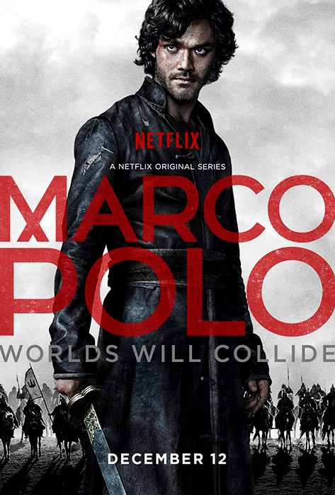 Poster pentru serialul Marco Polo