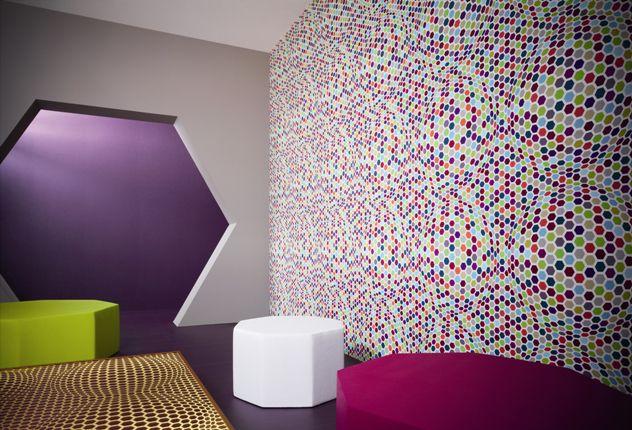 Hogares frescos papel de pared con nuevas tendencias y for Ikea carta da parati