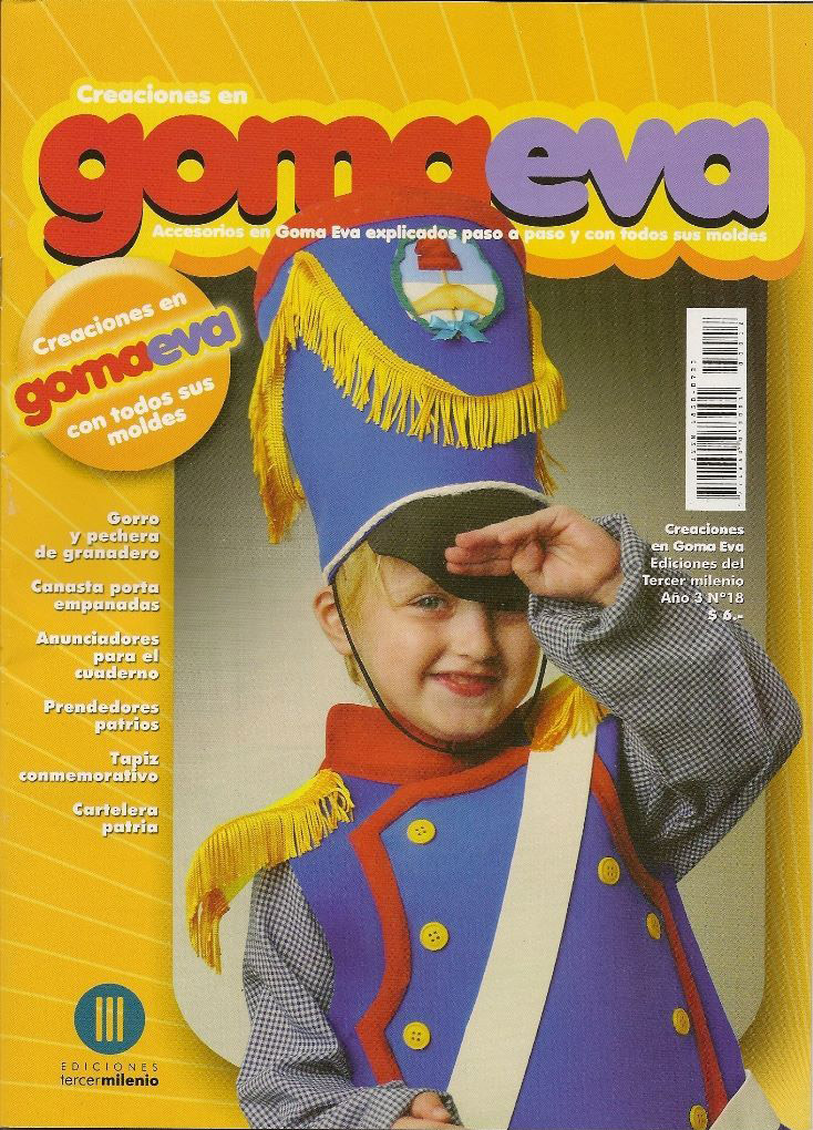 Goma Eva Nro. 18