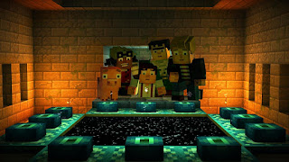 Minecraft: Story Mode v1.14 Apk Data Full
