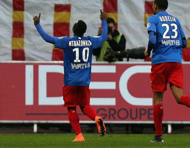 Ntibazonkiza marque contre Rennes et permet à Caen de renouer avec le succès