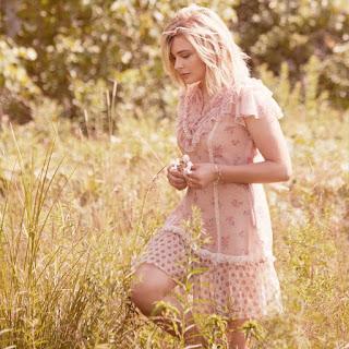 Chloe Moretz For Coach Floral Eau De Parfum 2018 Campaign