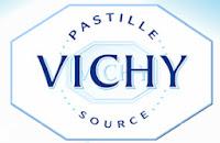 pastille de Vichy en Auvergne