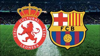 لعبة برشلونة كولتورال ديبورتيفا ليونيسا بث مباشر