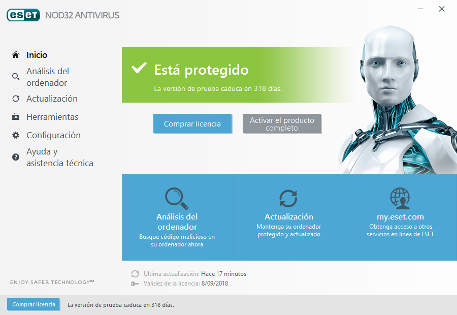 ESET NOD32 Antivirus / Internet Security v12.0.27.0 [x32-x64] Español Final Full Crack