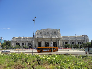 Milan's Stazione Centrale was given the name Stazione Francesca Cabrini in 2010