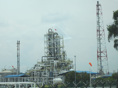 Oil refinary