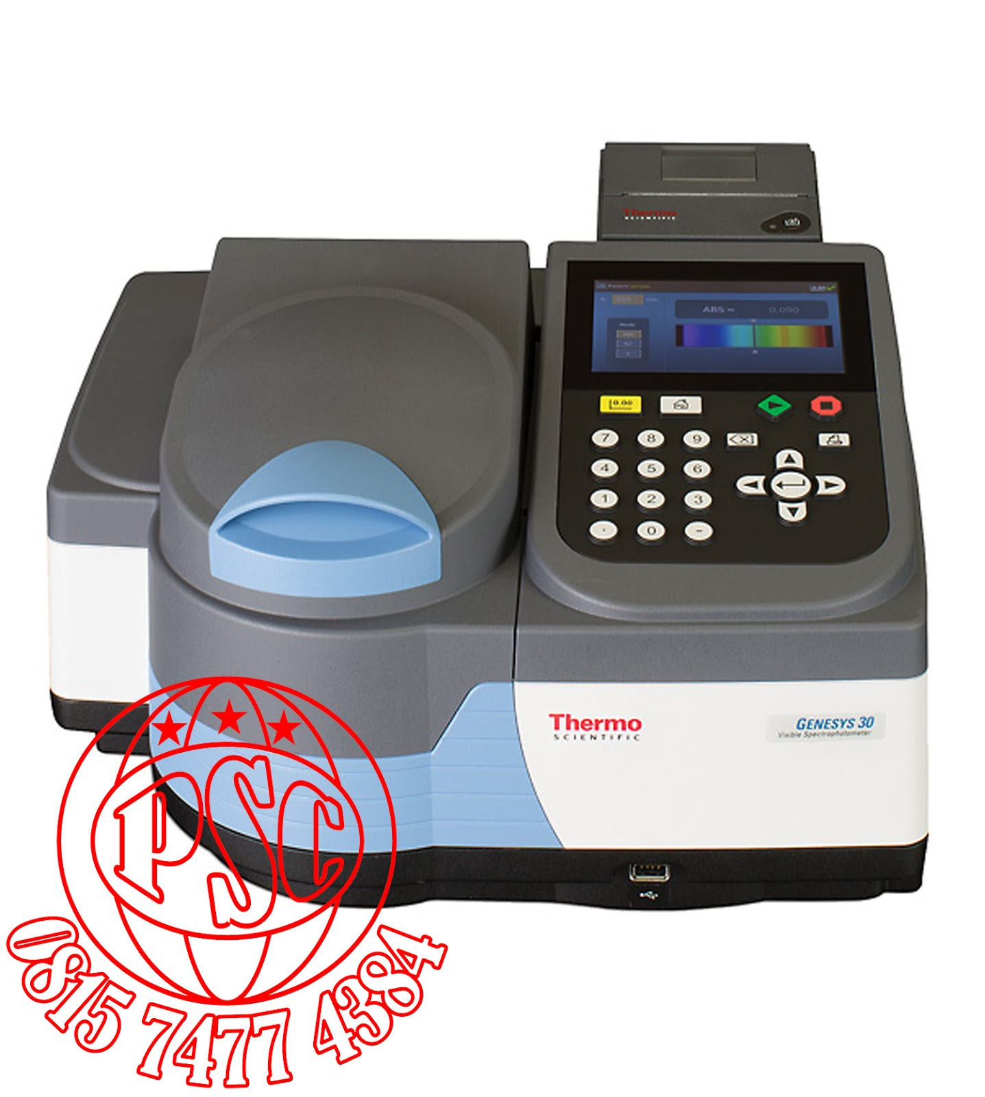 genesys 10s vis spectrophotometer manual