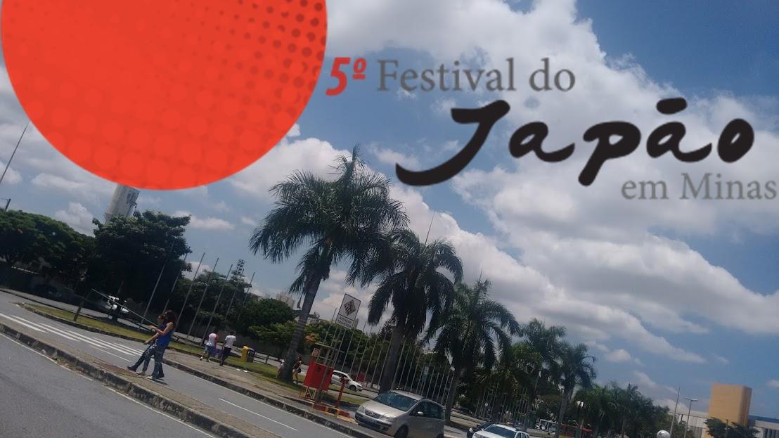 5° Festival do Japão de Minas Gerais