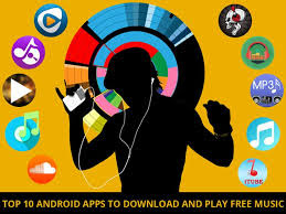 Best 10 Apps To Download Free Music For Your Android Phone