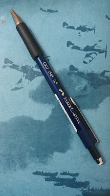 faber castell 1345 review 0.5 mm