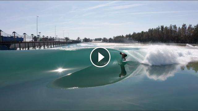 John John travels to Kelly s Wave Pool WINTER 2020