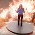 Canal de tv americano simula incêndio florestal