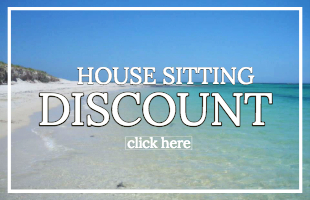 house sitting discount code