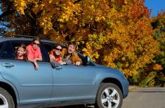 Car Trip with Kids