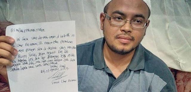 Didatangi FPI Karena Hina Habib Rizieq, Ustaz Syiah ini Minta Maaf