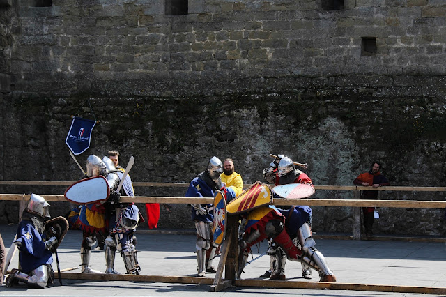 tournoi citadelle behourd carcassonne 2017