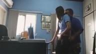 ลุงหื่นซ่อนกล้องแอบถ่ายตอนเย็ดหีหลานสาวในห้องทำงาน คลิปโป๊ใหม่2561