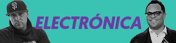 Electrónica / (Portada: T-Bone - Israel Houghton)