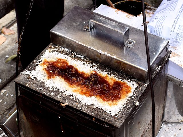 Cara Membuat Kue Rangi Jakarta Gula Merah