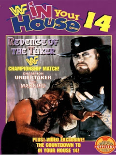 WWE / WWF - In Your House 14: Revenge of The Taker