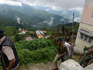 Unrest threatens winter tourism in Darjeeling