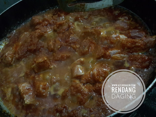 Bila Husband Kepingin Rendang Daging