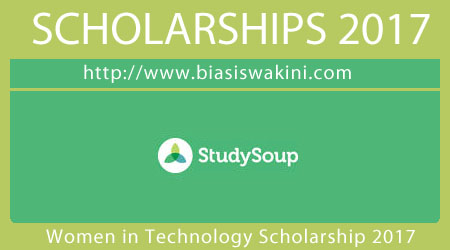 Women In Technology Scholarship 2017
