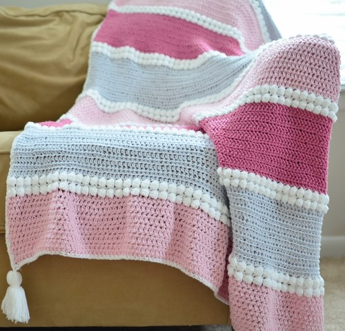 The Aurora Blanket - Free Pattern
