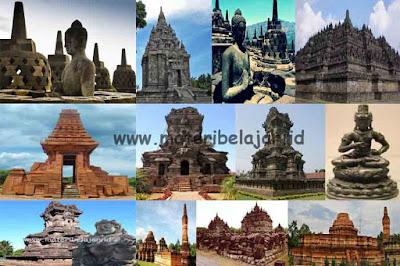 Pengaruh Masuknya Hindu-Buddha di Indonesia