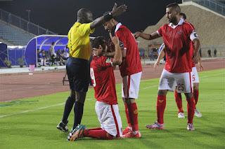 نتيجة مباراة الأهلي والترجي التونسي اليوم ذهاب دور 8 دورى أبطال أفريقيا