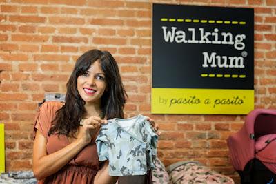 Raquel del Rosario en Walking Mum