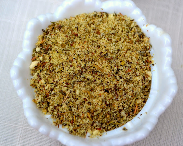 all purpose garlic and parmesan seasoning mix