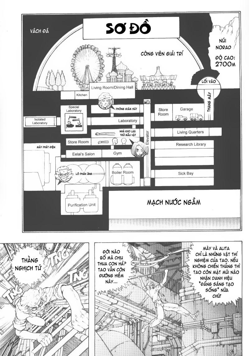 Battle Angel Alita chapter 48 trang 31