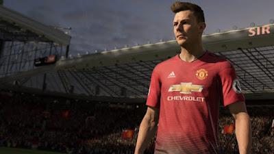 التحديث الرابع ( 4 ) للعبة فيفا 2019 FIFA 19 Incl