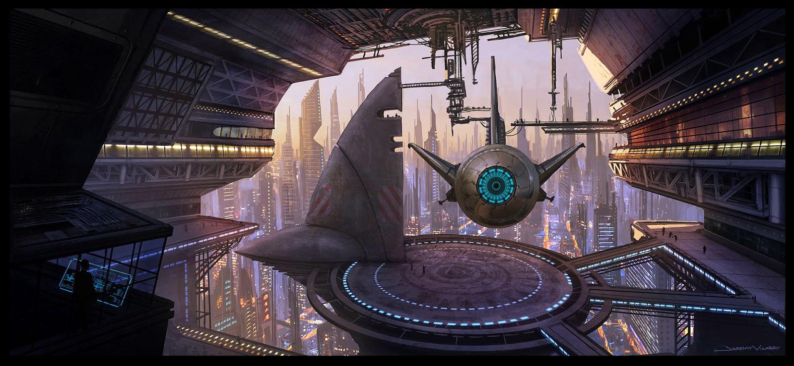 Jeremy Vickery -concept artist: Concept Art