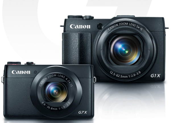 Canon PowerShot G-Series - PDF Brochure Download