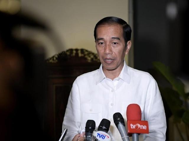 Saat Jokowi 'Tabok' Admin IG Sr23_official