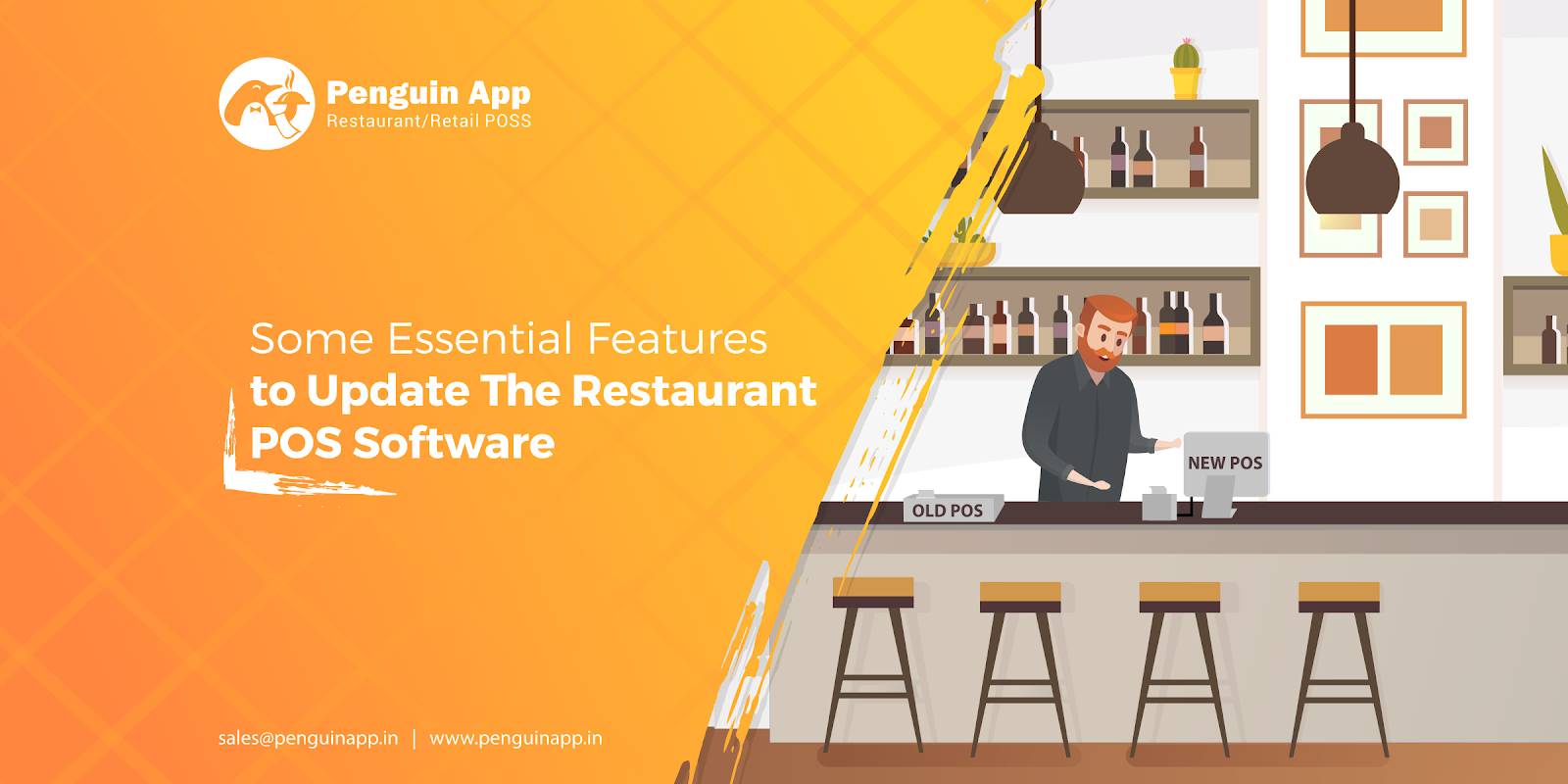 Why update your Restaurant POS Software in 2019?
