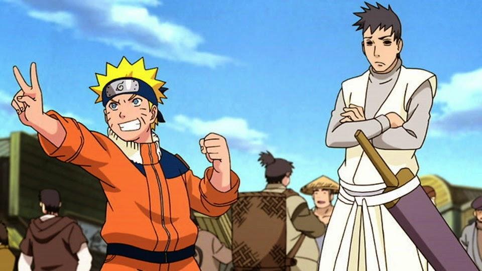 Naruto y Tsukado