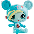 Monster High Lagoona Blue Series 3 Teddy Bear Ghouls II Figure