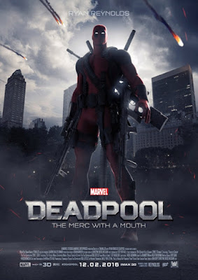 DEADPOOL(2016) Watch full movie online …HD