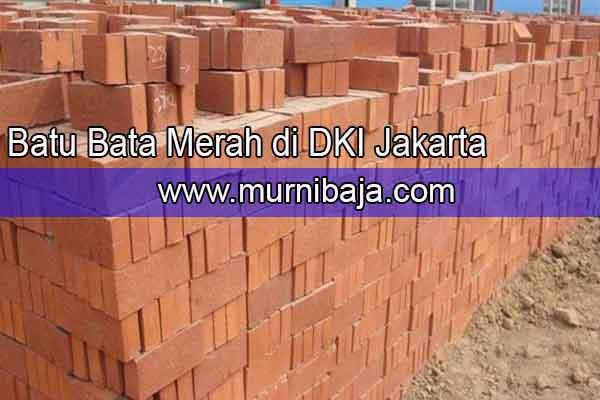 Harga Batu Bata Merah Jakarta