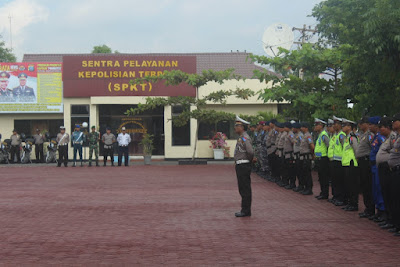 173.397 Personil Gabungan Siap Amanakan Hari Raya Idul Fitri 1439 H