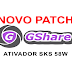 GSHARE NOVA FIRMWARE PATCH KEYS 58W - 19/05/2018