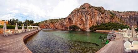 Η μυθική Λίμνη Βουλιαγμένης