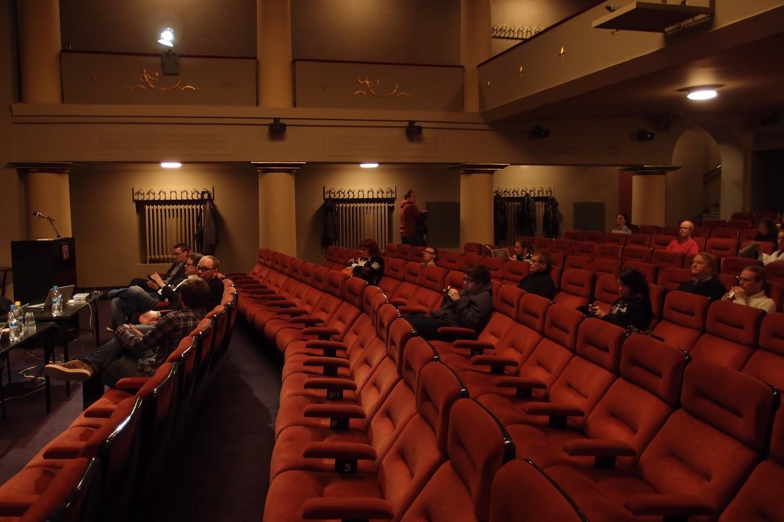 Elokuvateattereita: Orion