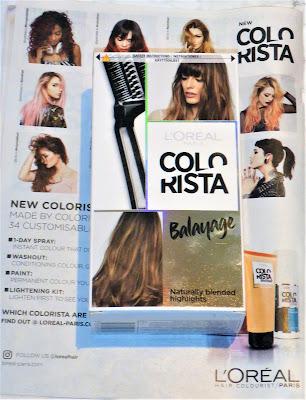 L'Oréal Colorista Balayage